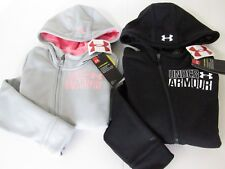Under Armour ColdGear STORM Asymmetrical  Zip Hoodie Youth Girls Pick Sz & color
