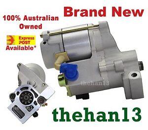Starter Motor For Holden Frontera 3.2L V6 PETROL 6VD1) 1999 - 2004