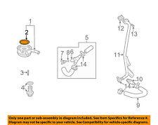 TOYOTA OEM Engine Oil Cooler-Oil Cooler Seal 9030152006