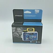 Polaroid Underwater Disposable Camera Sport Waterproof 35mm Film Expired New