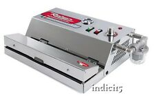 Indici15 Macchina Sottovuoto 9709 EcoPro 30 NF Professionale  Reber