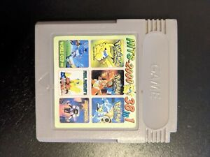 Nintendo Gameboy Color Hits 2000 38in1 Game Including Pokémon