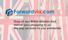 Shop at any UK stores. Package/Parcel/Mail forwarding worldwide. $8 for 3 boxes