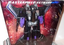 ✰ Transformers Walmart XCLSV Universe Masterpiece MP Skywarp Exclusive MISB 25th
