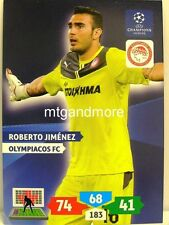 Adrenalyn XL Champions League 13/14 - Roberto Jimenez - Olympiacos FC