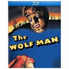 THE WOLF MAN (NEW BLU-RAY)
