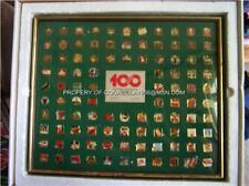 Coke CENTENNIAL 1000 Set Made Coca Cola 101 Pin LTD NIB
