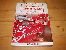 Book - A History of the Turbo Charged Racing Car by Ian Bamsey