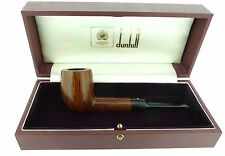 """DUNHILL DR G """"SPECIALLY SELECTED BY ALFRED DUNHILL"""" STRAIGHT GRAIN PIPE 1966"""