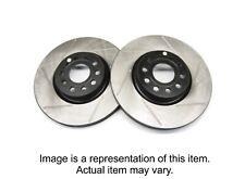 Powerslot 126.63060Sl & SR Slotted Rotors(REAR) (PAIR) 2005-09 Chrysler 300