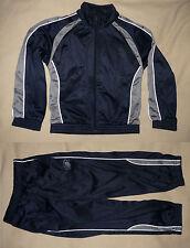 Survêtement sport veste et pantalon bleu - gris TEX Kids garçon 5-6 ans TBE