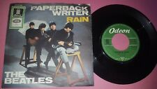 "THE BEATLES 7"" PAPERBACK WRITER / RAIN 1966 Vinyl  70er Schallplatte"