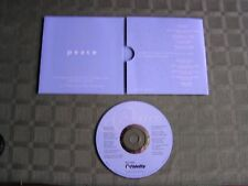 CD-ONE KIND WORD-PEACE10 Songs To Inspire Peace&Harmony Thoughout The Year-NEW