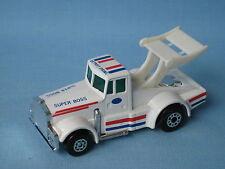 Matchbox Kenworth Race Truck Superboss Tyrone Malone China Base 70mm Toy Model