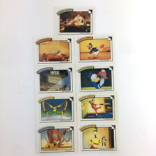 New ListingDisney Trading Cards Favorite Stories Impel Lot of 9