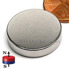 """Neodymium Magnet N45 Dia 7/8X3/16"""" NdFeB Rare Earth Disc Magnet 500 PC"""