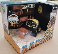 The Botsquad - The Path Clearing Remote Control Interactive Robot Toy, Joe Plow
