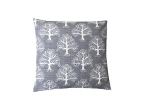 Handmade Iliv Great Oak Tree Dove Grey Ivory Decorative Scatter cushion cover