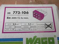 Wago Connector 773-106