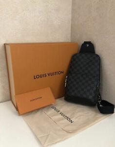 Louis Vuitton avenue sling bag 1000% authentic