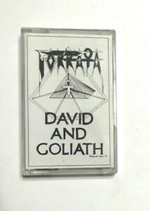Tokkata (Germany) David And Goliath Demo Cassette 1991 Thrash Metal