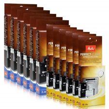 Packs de 6 Melitta Pastilles Nettoyage & Détartrant Machine à Expresso 6545499x6