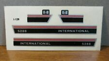 INTERNATIONAL  5288 DECALS  1/16 SCALE *