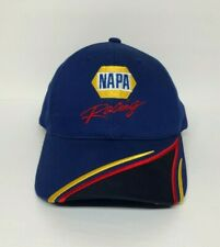 Napa Racing Baseball Hat Cap Adjustable Strapback 100% Cotton Auto Parts Blue