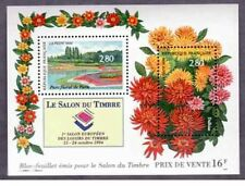 STAMP / TIMBRE BLOC FEUILLET NEUF N° 16 ** , Fleurs, TB,