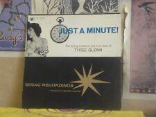 JUST A MINUTE, TYREE GLENN TALKING TROMBONE VIVID VIBES - SESAC LP PA 231/232