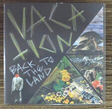 "VACATION Back To The Land 7"" NEW punk w/download Dead Broke"