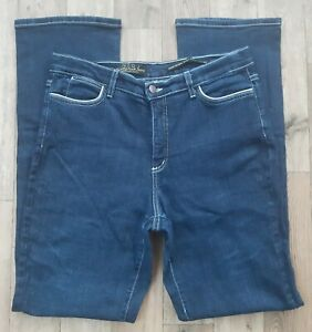 Ladies NYDJ Not Your Daughter Straight Tummy Tuck jeans Size UK 18 Waist 36 L 33
