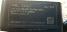 Nokia AC-10a Phone Charger - Micro USB - 5 volts, 1.2 amps