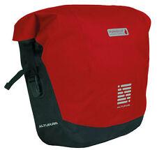 Red Bicycle Saddle/Seat Bags