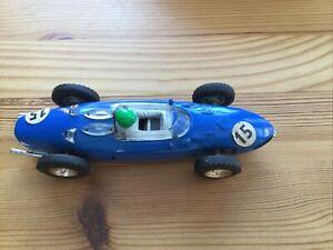 scalextric1960s Ferrrari 156GP Sharknose Blue