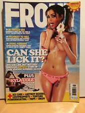 FRONT Magazine Summer 2006 - BRAND NEW - Nudity - MUAY THAI - Krystle Cover