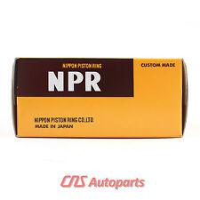 REF# 120335M001 00-06 for Nissan Sentra 1.8L QG18DE NPR Japan Piston Ring Set