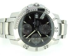 Baume & Mercier Capeland S/S Chronograph Men's Automatic Watch 41 mm