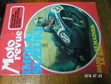 µ?  Moto Revue n°2137 Fantic Caballero 50cc 250 King Scorpion Automix