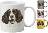 Springier Spaniel Mug - Dog gift - Coffee Cup Spaniel gift