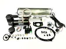9 Litre Onboard Airbag Suspension Control kit, w/ Air Tank, Compressor &  Valves