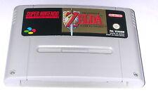 Spiel: THE LEGEND OF ZELDA A LINK TO PAST SNES Super Nintendo * guter Zustand *