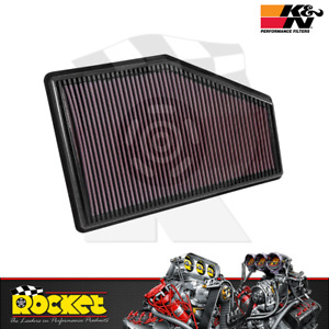 K&N Panel Air Filter 2017-2019 Fits Holden Commodore & Opel Insignia - KN33-5049