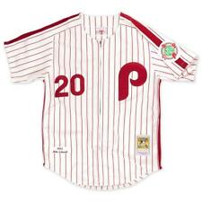 Mike Schmidt 1983 Mitchell & Ness Philadelphia Phillies Authentic Jersey 48(XL)