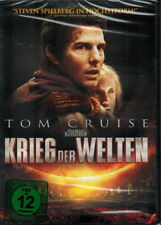 Krieg der Welten - Tom Cruise - NEU