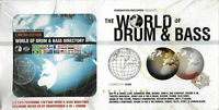 The World of Drum & Bass (Factory Sealed 2CD Set, 1999) Very Rare !!!!