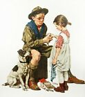 Norman Rockwell Young Doctor Encore Edition