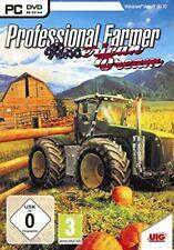 Jeux PC PROFESSIONAL FARMER - américain Dream Expédition DVD PRODUIT NEUF
