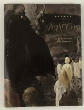 Batman : Night Cries by A. Goodwin and S. Hampton (1992, Hardcover)