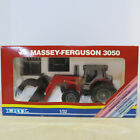 Ertl Massey Ferguson 3050 Tractor 3pt, Loader 3 Attachments 1/32 MF-1114-B